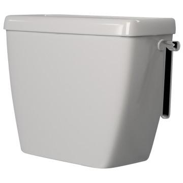 Atlas Low Level S Flush Paraplegic Cistern White Lecico