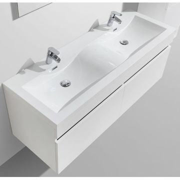 Ontap plumbing bathrooms vetto wall hung vanity for Bathroom furniture za